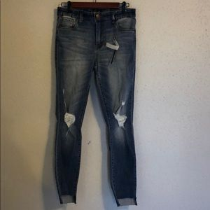 NEW STS Blue High Rise Ankle jeans